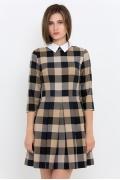 Молодёжное платье Emka Fashion PL-413/isidora