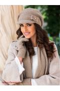 Женская объемная кепка Kamea Lorena
