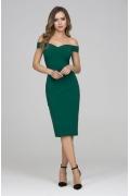 Платье с открытыми плечами Donna Saggia DSP-316-76
