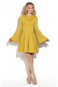 Расклешенное платье Donna Saggia DSP-259-54t