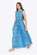 Длинное платье в пол Emka PL-425/herit