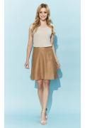 Блестящая блузка Zaps Lexy