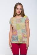 Универсальная женская футболка Issi 171106