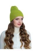 Тонкая удлиненная шапка-тыковка Landre Нилда