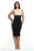 Платье-футляр Donna Saggia DSP-237-45t