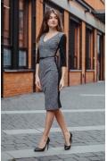 Платье-футляр прилегающего силуэта Donna Saggia DSP-399-4t