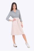 Юбка из коллекции 2017 года Emka Fashion 691/gerti