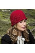 Изящная женская шляпка без полей Lanre Asana