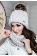 Женская вязаная шапочка Veilo 30.67