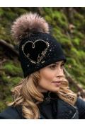 Женская шапка Willi Arbuzjana (коллекция 2019/2020)
