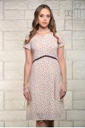 Стильное летнее платье Issi 171515 (лето 2017)