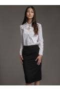 Строгая классическая юбка-карандаш Emka S880/almaza
