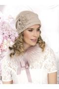 Женская шапка-бандана польского производства Willi Tioko