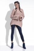 Молодёжный свитер oversize Fobya F423