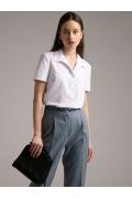 Женская блузка-поло Emka B2568/luisa