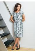 Летнее платье прибалтийского производства TopDesign A7 064