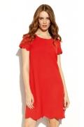 Красное платье Zaps Basma
