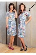Летнее платье TopDesign A7 097