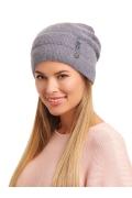 Женская шапка-бандана с люрексом Landre Версалия