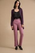 Классические брюки прямого кроя Emka D157/lukiy