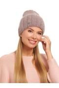 Женская шапка на флисовой подкладке Landre Абель