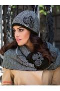 Женская шапка Kamea Silvia