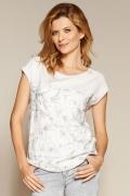 Блузка с полукруглым декольте Zaps Atalia