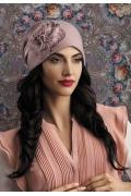 Женская шапка-бандана из шерсти Willi Alita