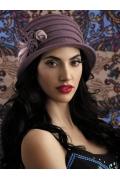 Женская шляпка с полями Willi Finezja