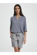 Летняя блузка Ennywear 250050 (коллекция 2018 года)