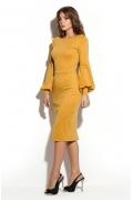 Платье из плотного трикотажа Donna Saggia DSP-215-5t