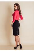 Прямая юбка TopDesign B6 100