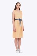 Летнее расклешенное платье Emka PL-672/djolan