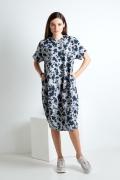 Летнее платье-баллон TopDesign A20 089