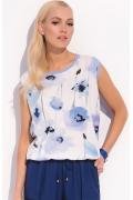 Летняя блузка Zaps Flora