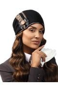 Женская шапка-бандана с декором Willi Linari
