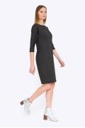 Повседневное платье в мелкую клетку Emka PL699//citronelle