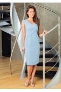 Платье TopDesign Premium PA7 44