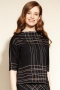 Блуза c геометричным принтом Zaps Cinzia