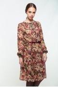 Платье из шифона Bravissimo 162543