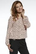 Блузка в горошек Enny 220027