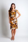 Легкое летнее платье TopDesign A4 056