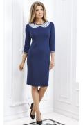Тёплое осенне-зимнее платье Andovers Z488