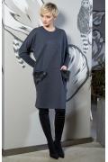 Трикотажное платье Flaibach 086W8