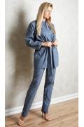 Женские брюки TopDesign A20 017