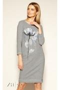 Трикотажное платье Zaps Peonia
