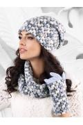 Комплект (шапка+снуд+перчатки) Kamea Merano