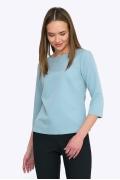 Голубая блузка Emka B2204/harper
