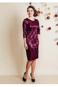 Нарядное платье TopDesign Festive NB6 24