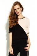 Двухцветная блузка Zaps Arbela